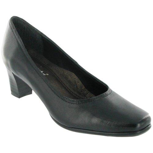 Amblers Holby - Escarpins en cuir - Femme Black