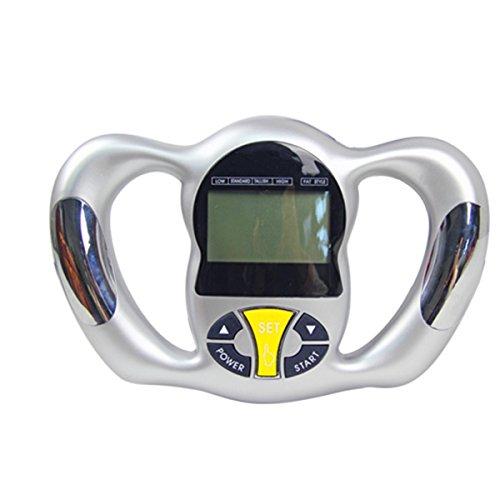 Body Fat Analyzer Scale (careshine Hand Body Mass Index BMI Fat Gesundheit Analyzer Monitor)