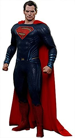 Movie Masterpiece - 1/6 Scale Fully Poseable Figure: Batman v Superman Dawn of Justice - Superman by Hot