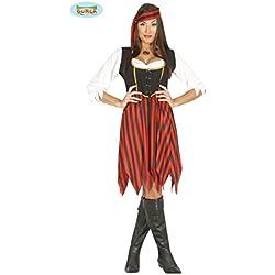 Disfraz de pirata de ultramar, L 42-44.