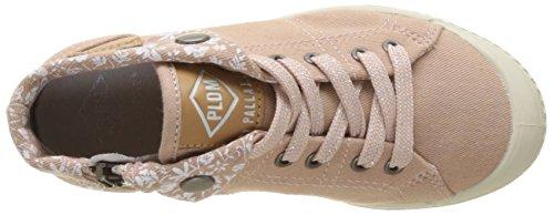 PLDM by Palladium Letty Twl, Baskets Hautes Fille Rose (Pale Pink/Flower)