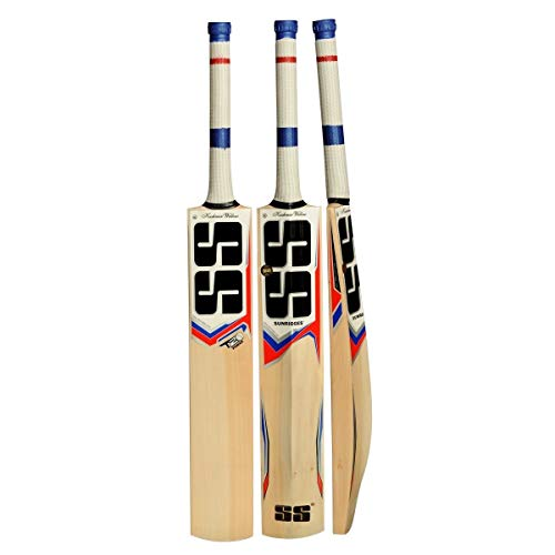 S+S SS T20 Power Cricket Bat - Kashmiri Weiden, 2017 Edition