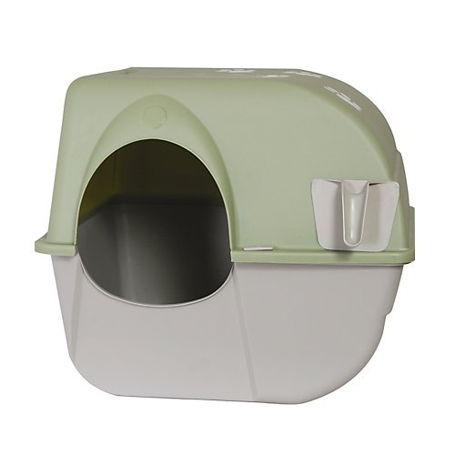 *Omega Paw Produkte COM25742 wegrollen Self-Cleaning Litter Box*
