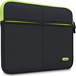 AirPlus AP-MS-208-BLK 15/15.6-inch Laptop Sleeve (Black)