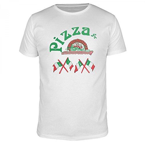 fabtee-pizza-italia-herren-t-shirt-verschiedene-farben-grossen-s-4xl-grossexlfarbeweiss