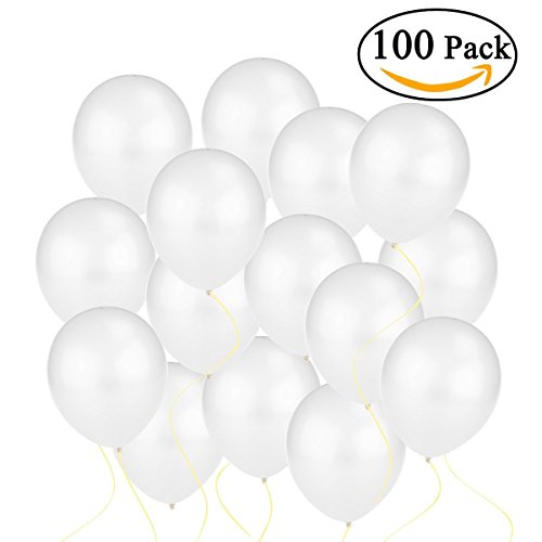 NUOLUX 100 ballons latex Balloon...