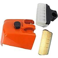 Schrauben Set für Luftfilter passend für Stihl 084 nut for air filter
