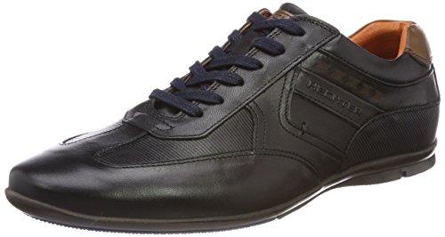 Daniel Hechter Herren 821248021000 Sneaker, Schwarz (Schwarz), 43 EU