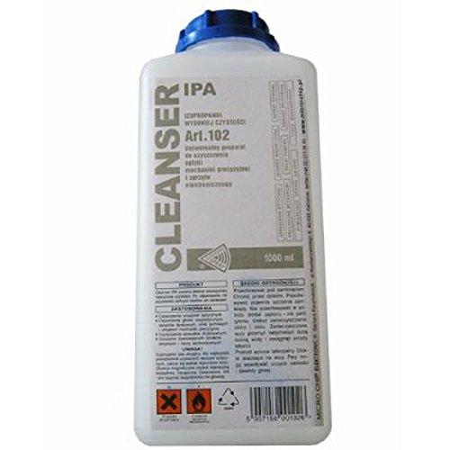 Limpiador Líquido Bandeja ultrasonidos Cleanser IPA