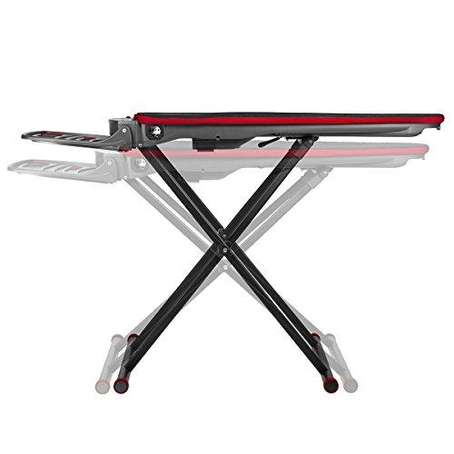 Bosch-TDN1700P-Asse-da-stiro-Sensixxx-Edition-Rosso-compatibile-con-ferri-da-stiro-standard-e-a-vapore