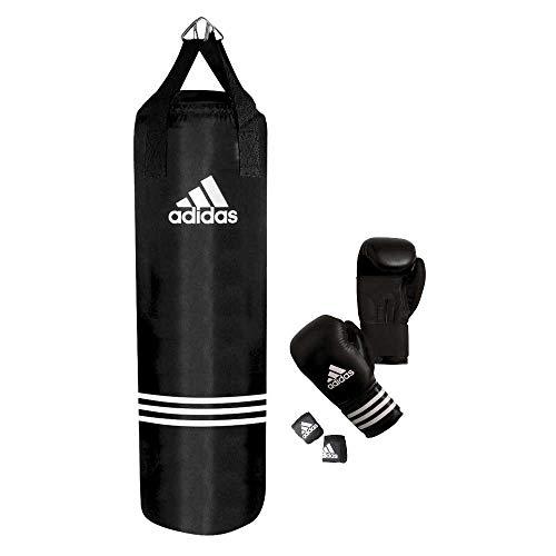 adidas - Set de boxeo (guantes +