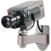 König SEC-DUMMYCAM40 Camera CCTV Factice d'intérieur