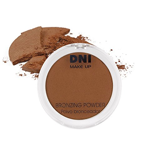 Polvos compactos bronceadores, Bronzing powder, 10gr · nº 4, color Tierra, DNI MAKE UP