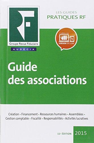 Le guide des associations par Yves de La Villeguérin