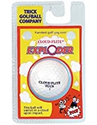 Masters Balle de golf explosive