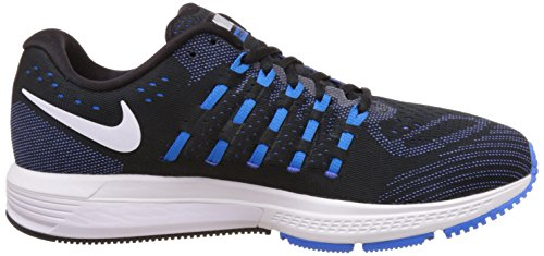 Nike Air Zoom Vomero 11, Chaussures de Running Entrainement Homme Multicolore (Black/White-Photo Blue-Racer Blue)