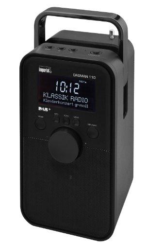 Imperial Dabman 110 portables Digitalradio
