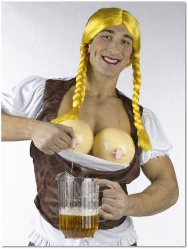 Erfurth Fun Bar Boobs, mehrfarbig, Einheitsgröße (Flex Body Bar)