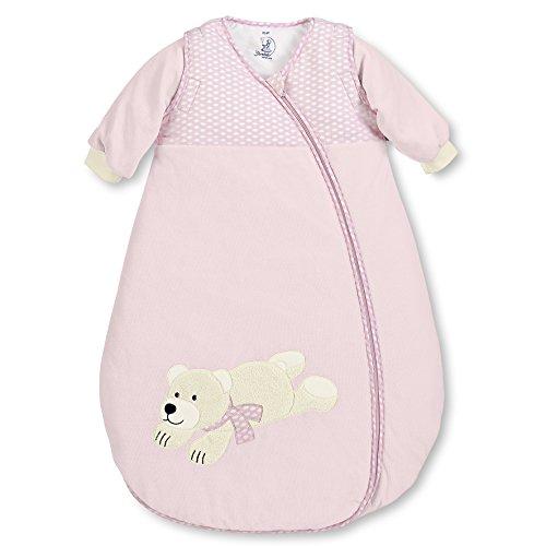 sterntaler-velour-sleeping-bag-with-sleeves-90-cm-ella-the-polar-bear