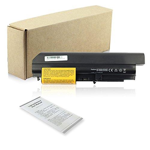 Notebook Laptop Akku für IBM Lenovo ThinkPad T61p T-61 R400 R-400 T400 T-400 2764 7417 T61 1959 6377 6378 6379 6480 6481 7658 7659 7660 7661 7662 Battery (Akku Für Lenovo T61 Laptop)