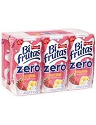 Bifrutas Fresa Plátano Prisma - Pack de 6 x 20 cl - Total: ...