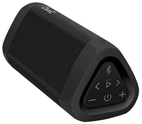 Cambridge SoundWorks - OontZ Angle 3 Ultra: Enceinte Portable Bluetooth, 14 Watts, Grosse Caisse, portée de 30 m, Lecture simultanée avec Amazing Stereo Separation, IPX6 (Noir)