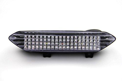 LED-Bremslicht mit integriertem Blinker für Yamaha YZF R1 2002 / 2003 und Quad YFM Raptor 700 (klar)
