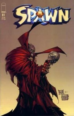 Spawn Issue 81 Devil Inside (March 1999)