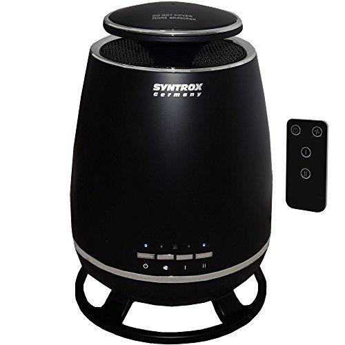 Syntrox Germany Design Keramik-Heizlüfter Standheizer 1800 Watt mit Fernbedienung CH-1800W Calor - 8