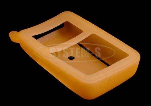 System-S Silikon Skin für Creative ZEN Micro MicroPhoto ORANGE -