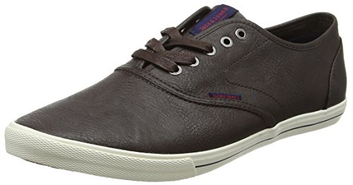 jack-jones-herren-jfwspider-pu-sneaker-low-top-braun-java-42-eu