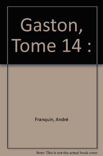Gaston, Tome 14 :