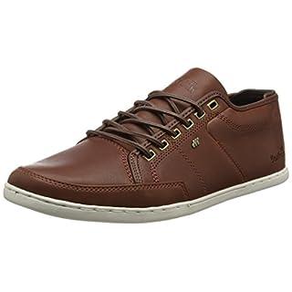 Boxfresh Herren Sparko Sneaker, Braun (Braun), 42 EU