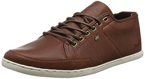 Boxfresh Herren Spencer Sneaker,Braun,Gr. 45 (Nicht-leder-schuhe)