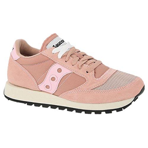 Saucony Damen Jazz Original Vintage Sneakers, Pink 2, 39 EU -