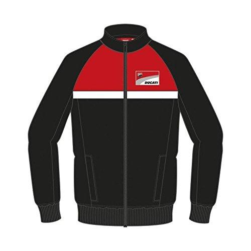Ducati - Sudadera para Hombre Pritelli 1826002/M Ducati Corse Contrast