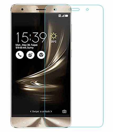 Sifty collection Tempered Glass Screen Protector for Asus Zenfone 3...