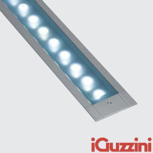 Iguzzini Linealuce BA68 incasso Led a pavimento per esterni 3200K