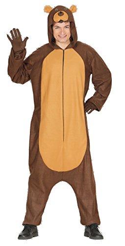 Imagen de disfraz oso hombre m/l alternativa
