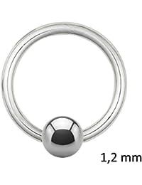 Lippen Piercing Zirkonia Kristall Labret Spirale Twist Doppel Kugel Ohr Z358