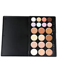 TOOGOO(R) 20 Shades Farbe Concealer Make-up-Palette Make Up Set Kit