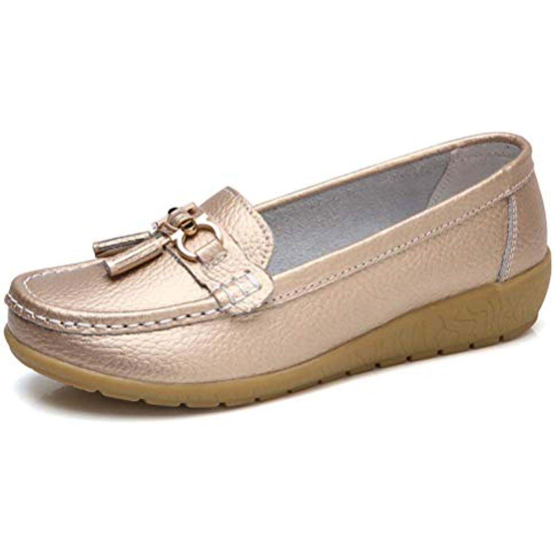 Smart Cuir Tassel Nouveau Chaussures Zhrui Loafer Femmes Mocassin q8WBAntw