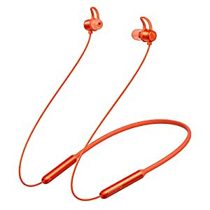 realme Buds Wireless in-Ear Bluetooth with mic (Orange)