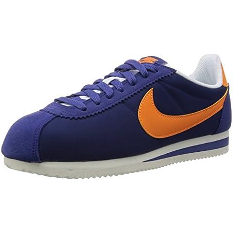 Nike Uomo Classic Cortez Nylon scarpe
