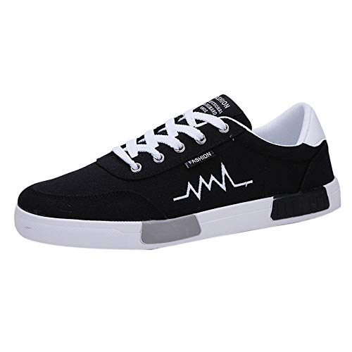 MMLC_Scarpe da Ginnastica Uomo Donna Sportive Sneakers Scarpe da Trail Running Uomo Scarpe da Atletica Leggera Respirabile Scarpe da Corsa Cuscino Casual Slip-On