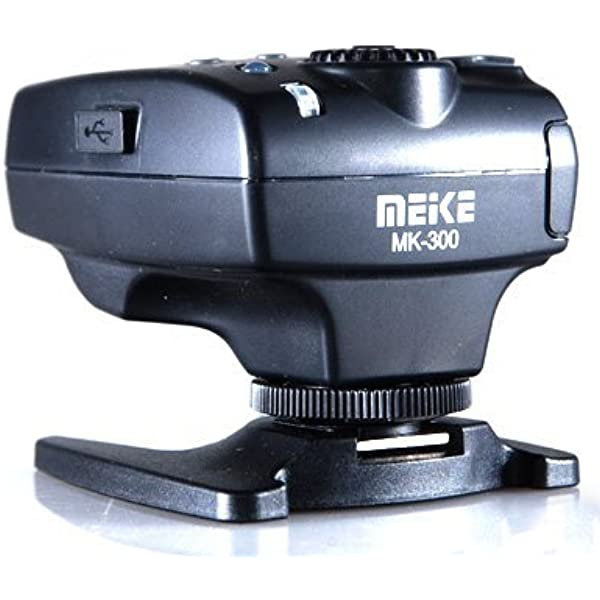 Meike Mk300 Mk 300 Lcd Ttl Blitzgerät Speedlite Für Kamera