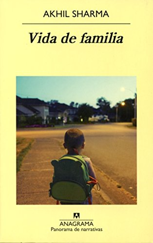 Portada del libro Vida De Familia (Panorama de narrativas)