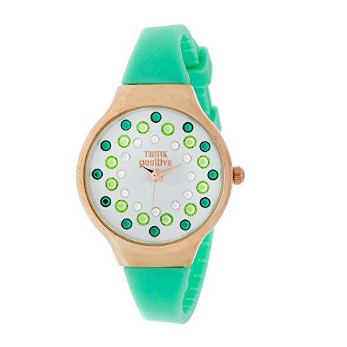 orologio-donna-think-positive-modello-se-w89-rose-cinturino-di-silicone-orologio-analogico-fashion-v