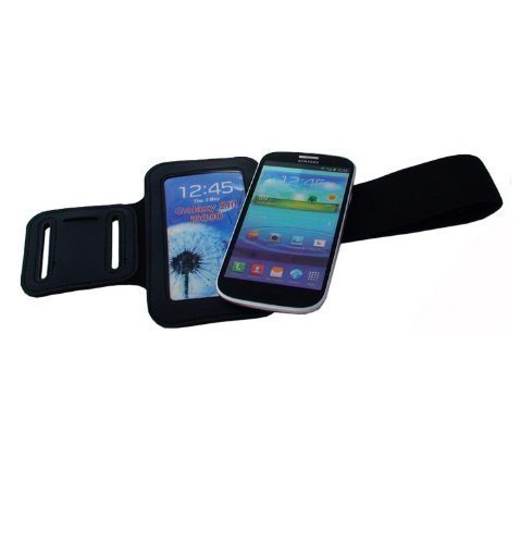 Avcibase 4260310644264 Neopren Jogging Sport Armband für Samsung i9300 Galaxy S3 12,2 cm (4,8 Zoll)