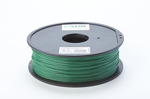 ESUN Filament pour Imprimante 3D PLA ESUN – Vert Sapin – 1.75 mm – 1kg